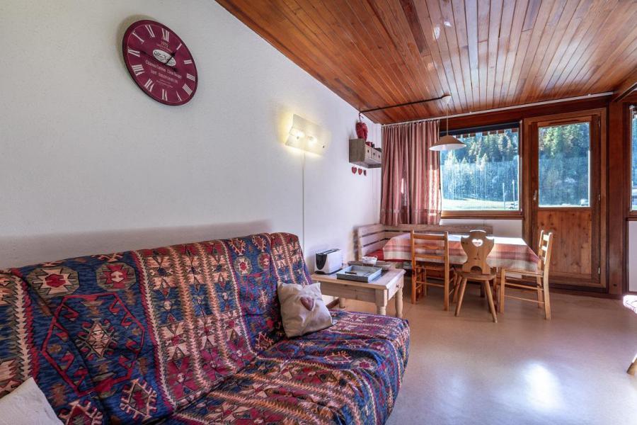 Vacances en montagne Appartement 2 pièces 5 personnes (25) - Résidence le Makalu - La Plagne - Logement