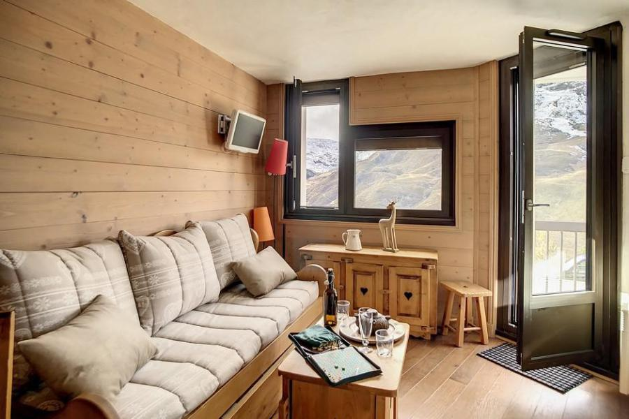 Holiday in mountain resort 2 room apartment 4 people (A02) - Résidence le Median - Les Menuires