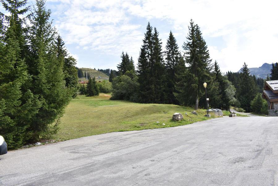Holiday in mountain resort Studio 4 people (015) - Résidence le Méribel - Méribel