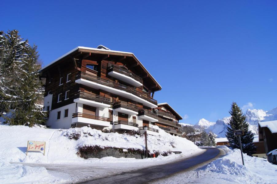 Holiday in mountain resort Logement 4 personnes - Résidence le Merisier - Le Grand Bornand