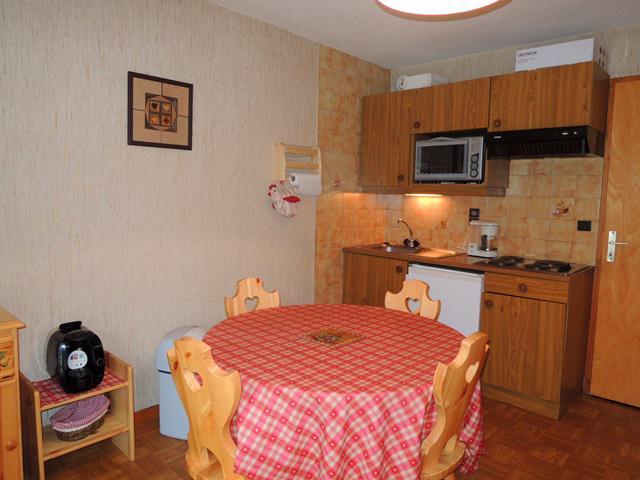 Vakantie in de bergen Appartement 2 kamers 4 personen (A6) - Résidence le Mermy - Châtel