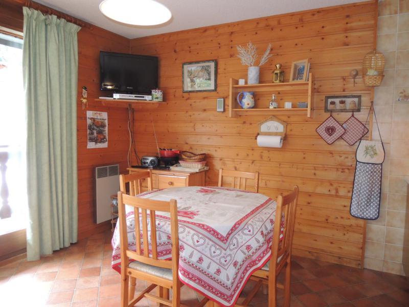 Vacances en montagne Appartement 2 pièces coin montagne 4 personnes (19) - Résidence le Mermy - Châtel