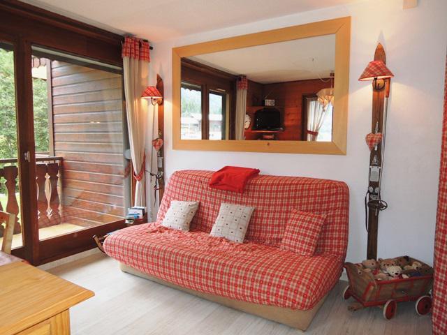 Vakantie in de bergen Appartement 2 kamers 4 personen (A8) - Résidence le Mermy - Châtel