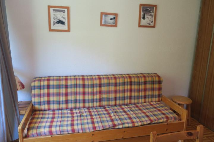 Vakantie in de bergen Appartement 2 kamers 4 personen (B8) - Résidence le Mermy - Châtel