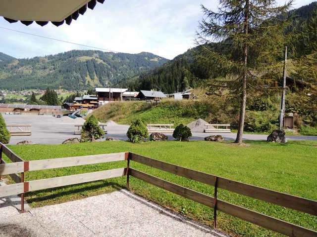 Vacances en montagne Appartement 2 pièces 4 personnes (A2) - Résidence le Mermy - Châtel