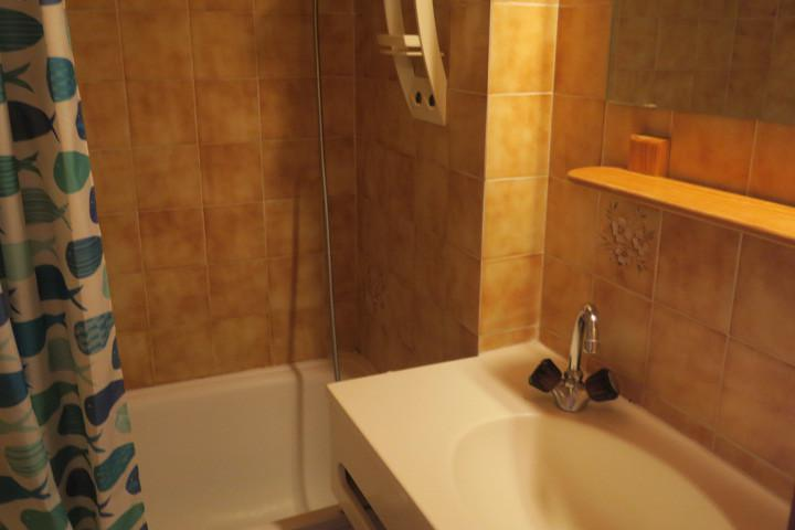 Vacances en montagne Appartement duplex 3 pièces coin montagne 8 personnes (A23) - Résidence le Mermy - Châtel - Salle de bains