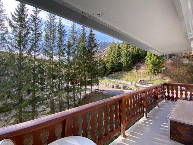 Wakacje w górach Studio z alkową 4 osoby (174) - Résidence le Midi - Les 2 Alpes