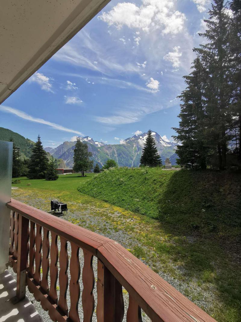 Wakacje w górach Logement 2 pièces 4 personnes (502) - Résidence le Midi - Les 2 Alpes