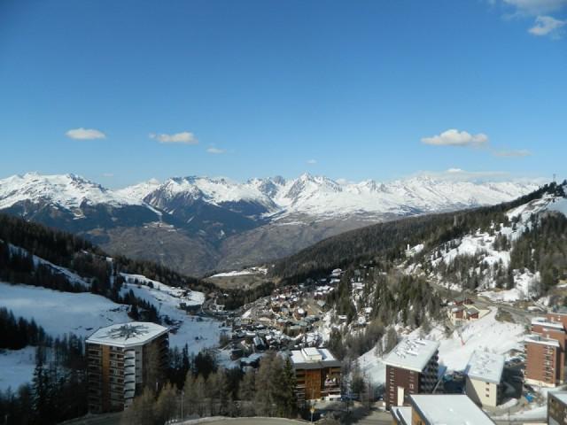 Vacaciones en montaña Apartamento 2 piezas para 5 personas (153) - Résidence le Mont Blanc - La Plagne