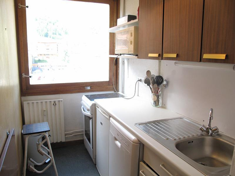 Vacaciones en montaña Apartamento 3 piezas para 6 personas (22) - Résidence le Mont Blanc - La Plagne
