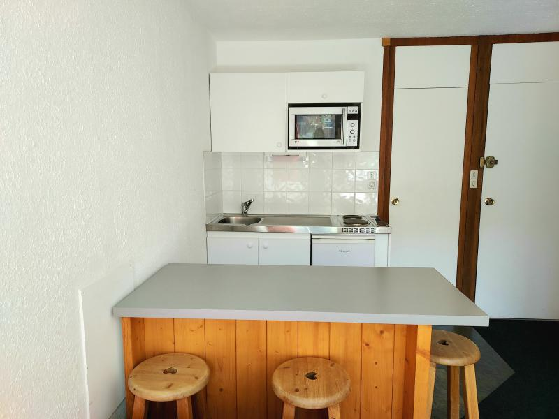 Vacances en montagne Studio 2 personnes (15) - Résidence le Mont Blanc - La Plagne