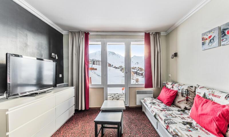 Location au ski Appartement 2 pièces 4 personnes (Confort 35m²) - Résidence le Mont Soleil - Maeva Home - La Plagne - Extérieur été