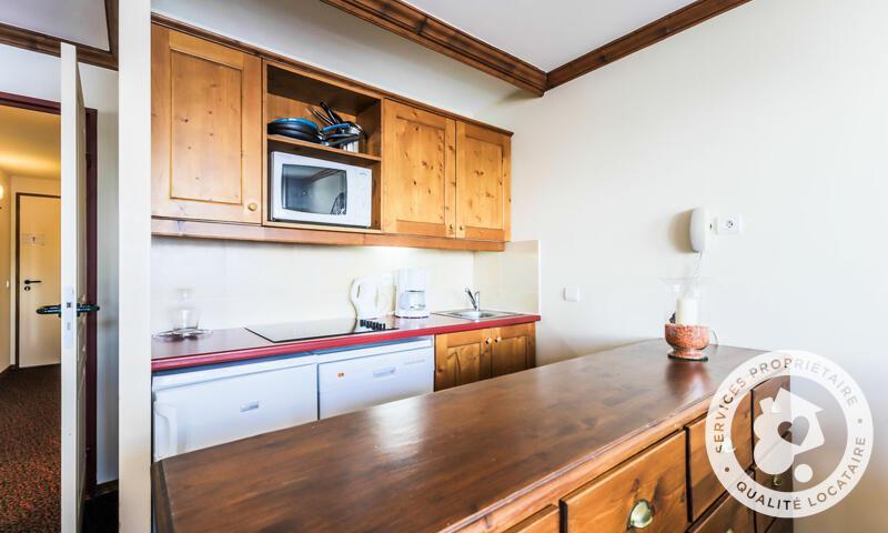 Location au ski Appartement 3 pièces 7 personnes (Sélection 53m²-6) - Résidence le Mont Soleil - Maeva Home - La Plagne - Extérieur été