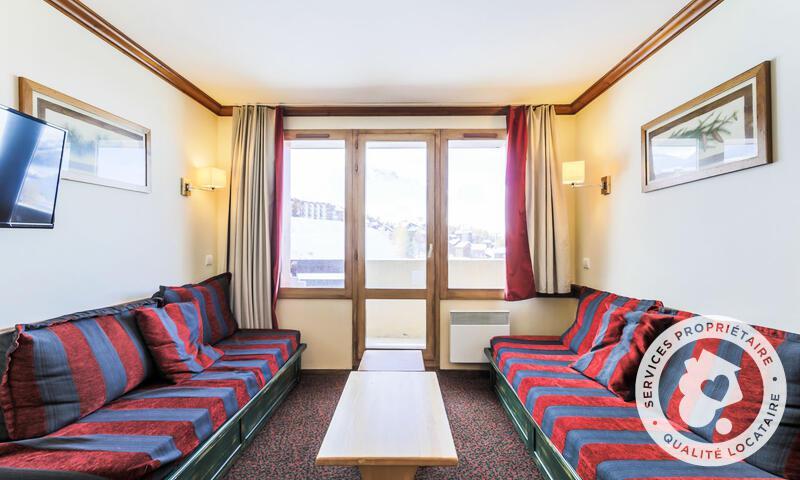 Location au ski Appartement 2 pièces 5 personnes (Confort 30m²-1) - Résidence le Mont Soleil - Maeva Home - La Plagne - Extérieur été