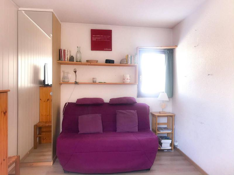 Wakacje w górach Apartament 2 pokojowy 5 osób (279) - Résidence le Montana 2 - Les 2 Alpes