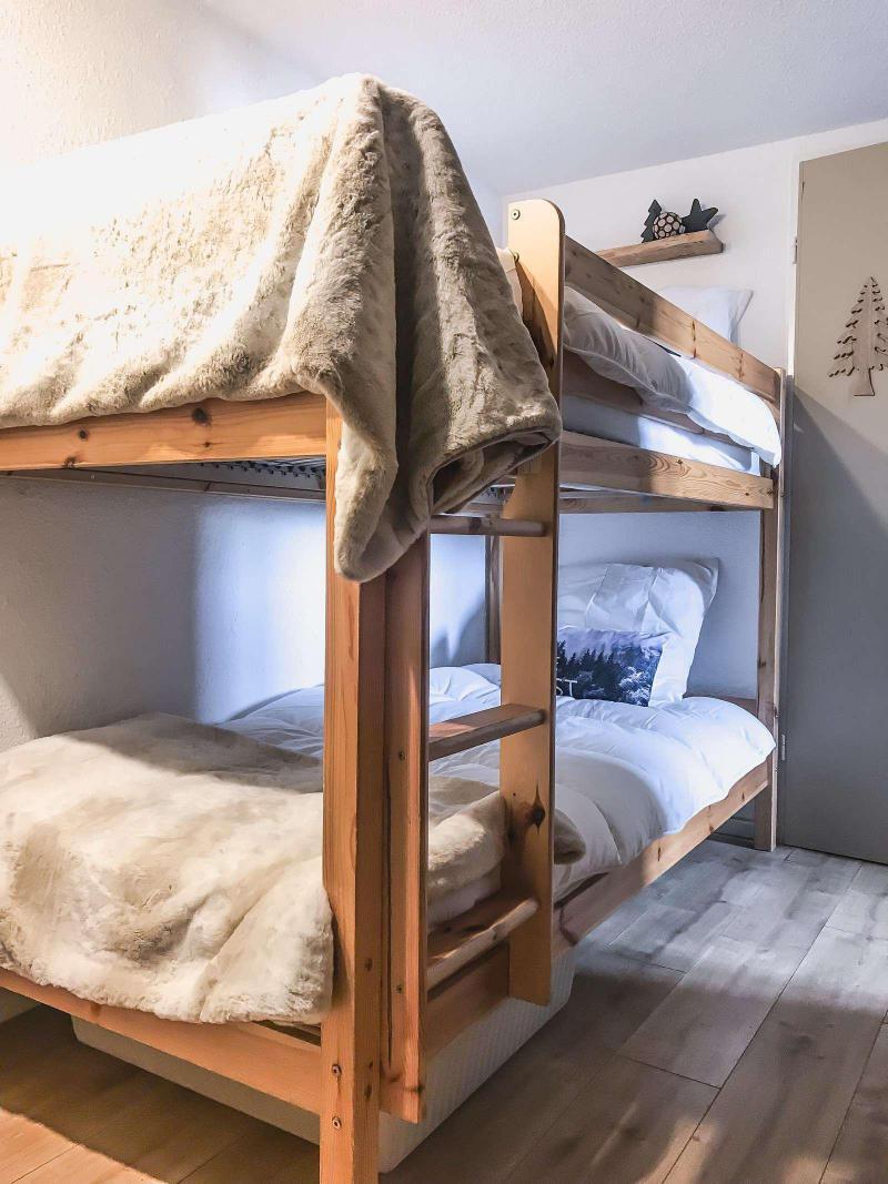 Wakacje w górach Studio z antresolą 6 osób (153) - Résidence le Montana - Les 2 Alpes
