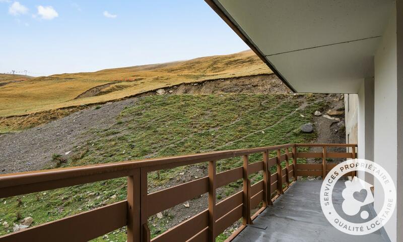 Аренда на лыжном курорте Апартаменты 2 комнат 8 чел. (Confort 45m²-1) - Résidence le Montana - Maeva Home - Barèges/La Mongie - летом под открытым небом