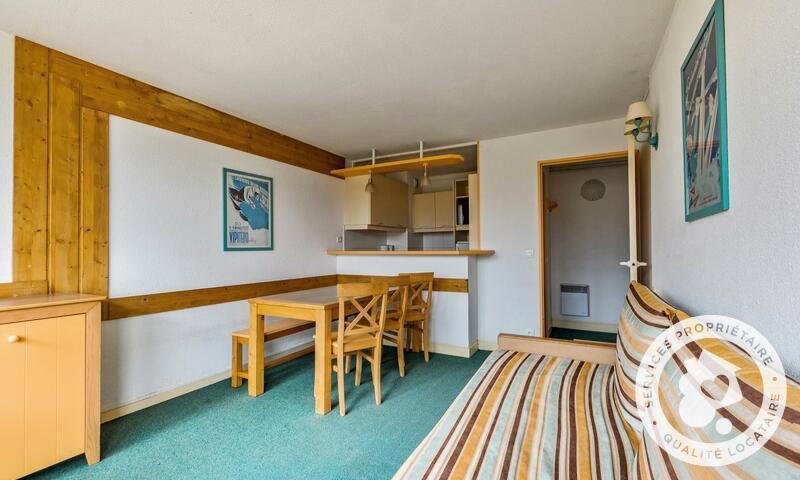 Аренда на лыжном курорте Апартаменты 2 комнат 6 чел. (Confort 36m²-1) - Résidence le Montana - Maeva Home - Barèges/La Mongie - летом под открытым небом