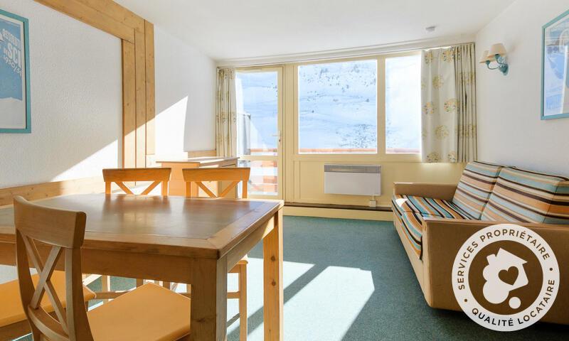 Аренда на лыжном курорте Квартира студия для 4 чел. (Confort 28m²-8) - Résidence le Montana - Maeva Home - Barèges/La Mongie - летом под открытым небом