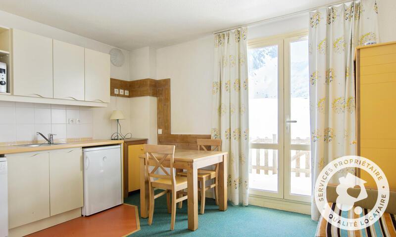 Аренда на лыжном курорте Квартира студия для 2 чел. (Budget 25m²) - Résidence le Montana - Maeva Home - Barèges/La Mongie - летом под открытым небом
