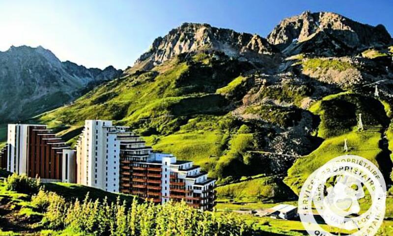 Аренда на лыжном курорте Апартаменты 2 комнат 6 чел. (Budget 36m²-4) - Résidence le Montana - Maeva Home - Barèges/La Mongie - летом под открытым небом