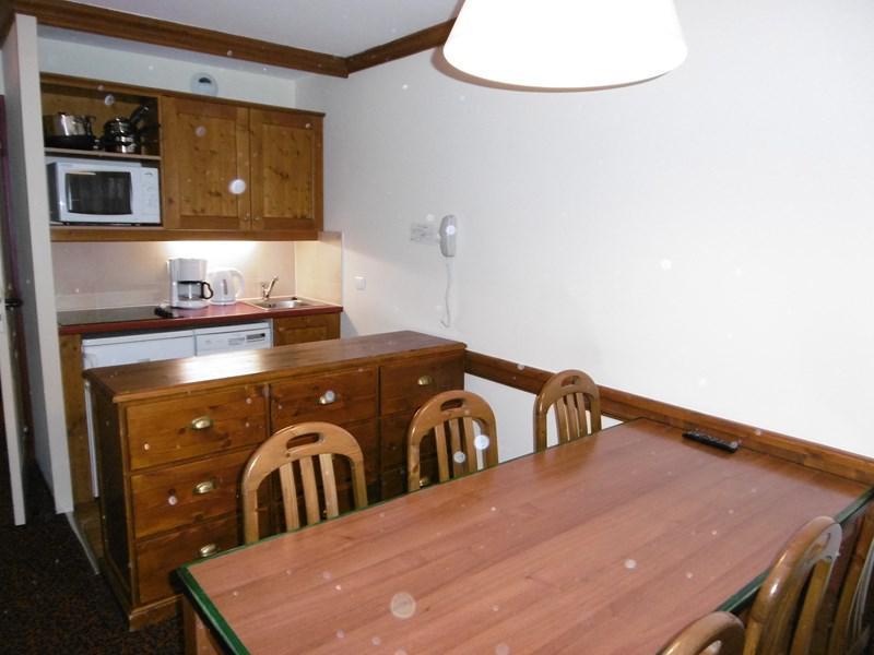 Vacances en montagne Appartement 3 pièces 7 personnes (101) - Résidence le Montsoleil - La Plagne - Logement