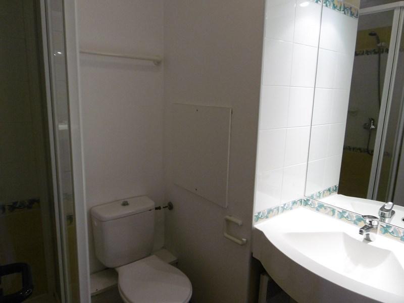 Vacances en montagne Appartement 3 pièces 7 personnes (101) - Résidence le Montsoleil - La Plagne - Salle d'eau