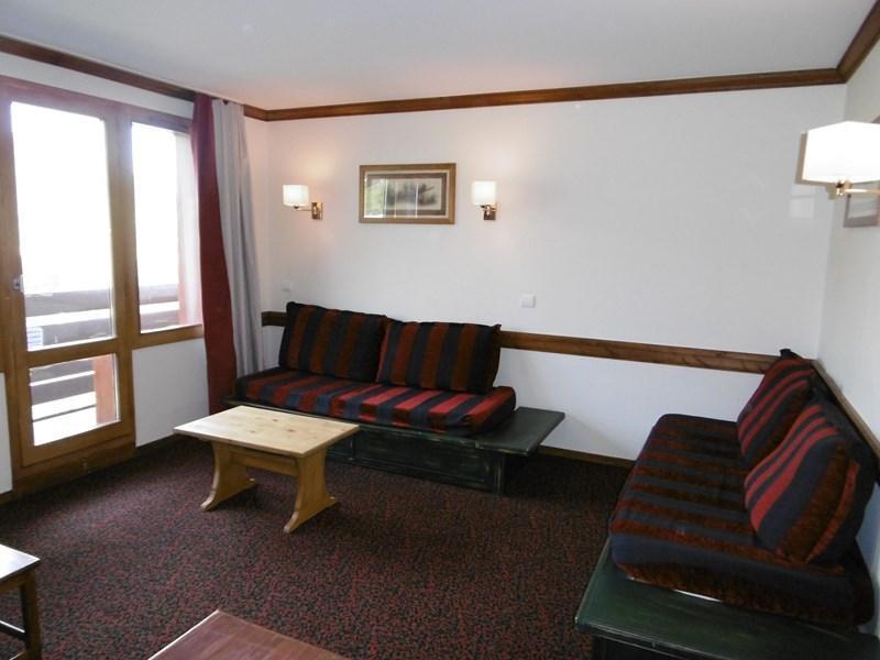 Vacances en montagne Appartement 3 pièces 7 personnes (101) - Résidence le Montsoleil - La Plagne - Séjour