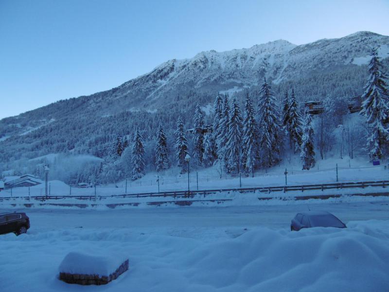 Vacances en montagne Studio 4 personnes (038) - Résidence le Morel - Valmorel
