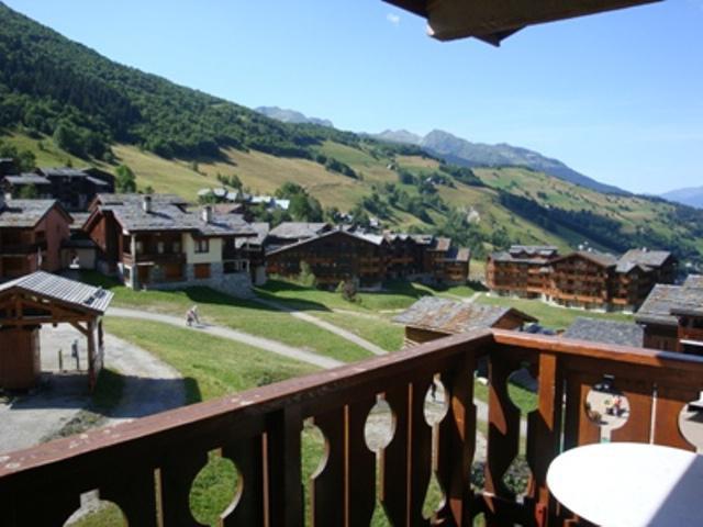 Vacaciones en montaña Apartamento 3 piezas para 6 personas (040) - Résidence le Morel - Valmorel