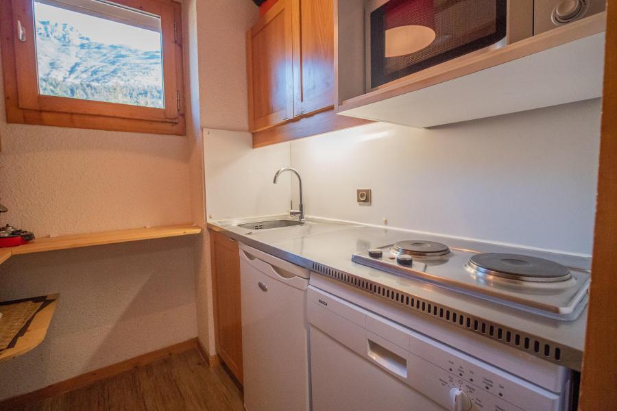 Vacances en montagne Appartement 2 pièces 5 personnes (025) - Résidence le Morel - Valmorel