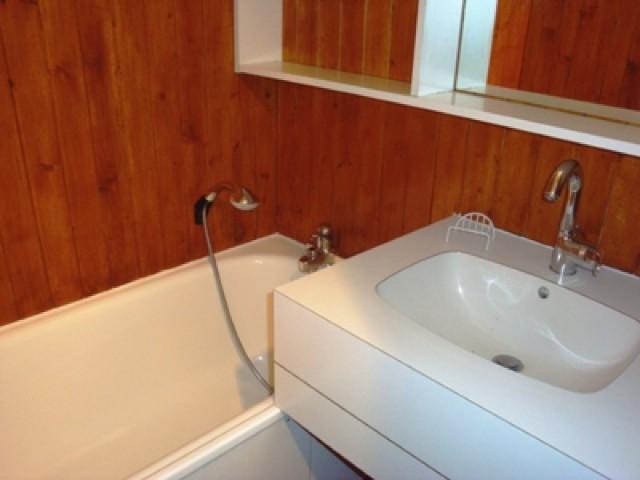 Vacances en montagne Appartement 2 pièces 5 personnes (010) - Résidence le Morel - Valmorel - Baignoire