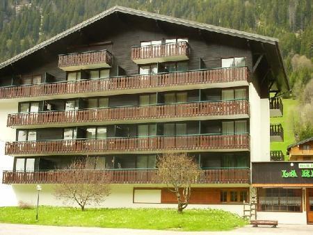 Location au ski Appartement 2 pièces 4 personnes (156) - Résidence le Moulin - Châtel - Extérieur été