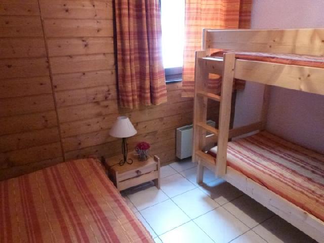 Wakacje w górach Apartament 2 pokojowy 4 osób (156) - Résidence le Moulin - Châtel - Łóżkami piętrowymi