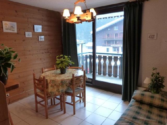Wakacje w górach Apartament 2 pokojowy 4 osób (156) - Résidence le Moulin - Châtel - Stołem