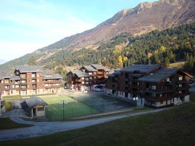 Vacances en montagne Résidence le Mucillon - Valmorel - Extérieur été