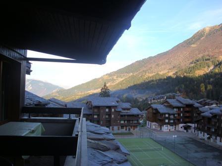 Ski verhuur Appartement 3 kamers 6 personen (029) - Résidence le Mucillon - Valmorel - Buiten zomer