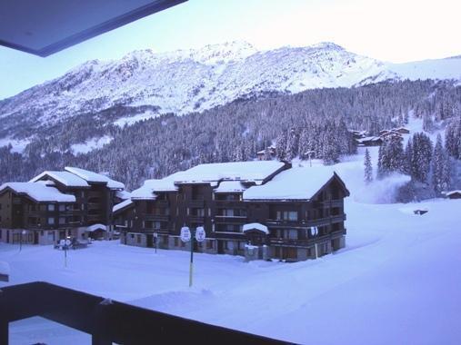 Vacances en montagne Studio 2 personnes (004) - Résidence le Mucillon - Valmorel