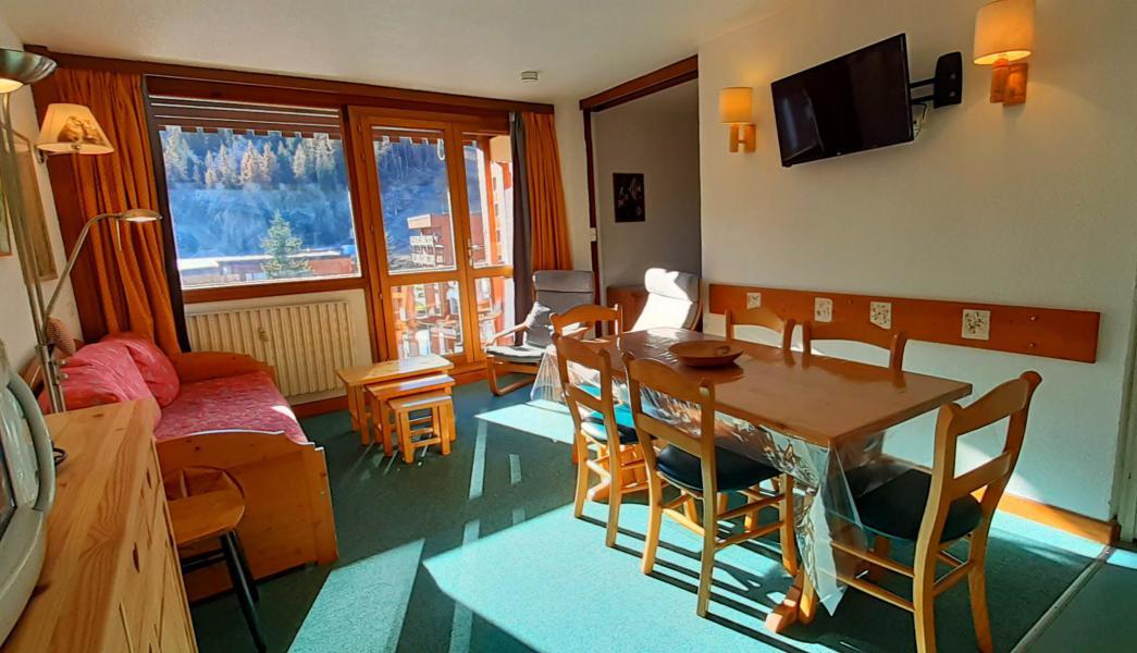 Vacances en montagne Appartement 3 pièces 6 personnes (26) - Résidence le Mustag - La Plagne