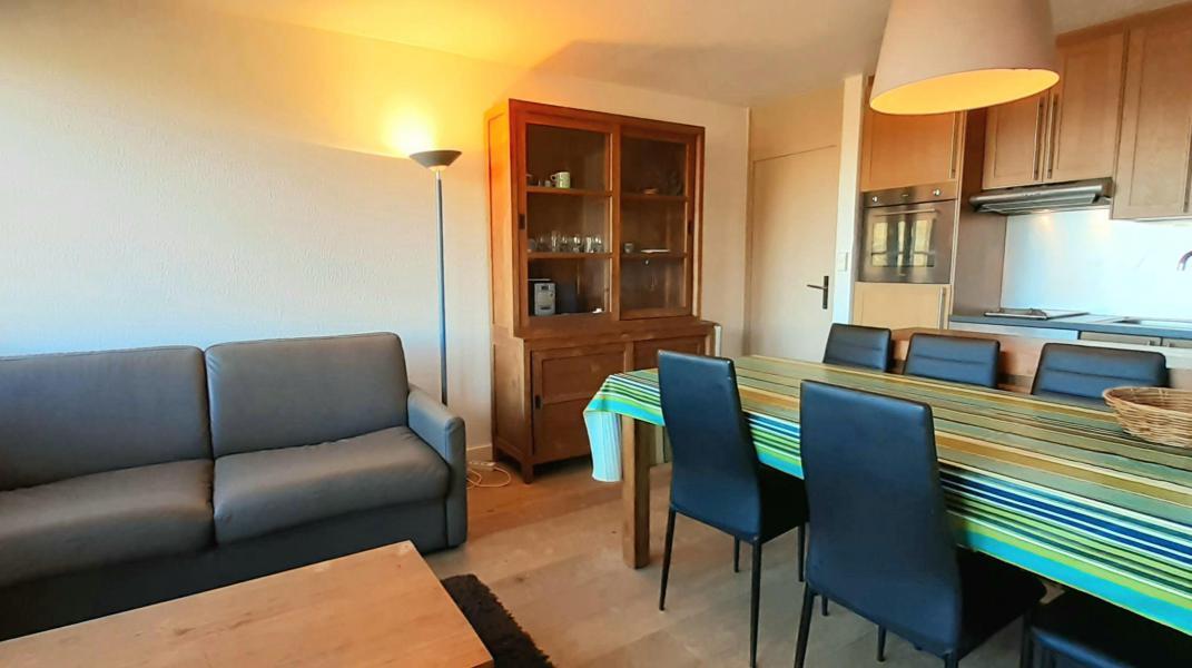 Vacances en montagne Appartement 3 pièces 6 personnes (34) - Résidence le Mustag - La Plagne