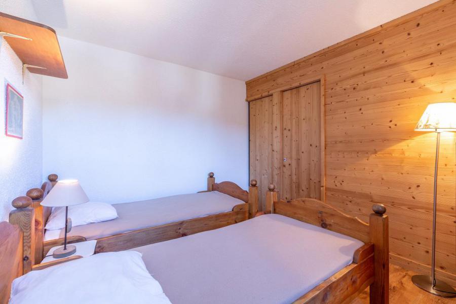 Vacaciones en montaña Apartamento 2 piezas para 4 personas (21) - Résidence le Mustag - La Plagne - Cama individual