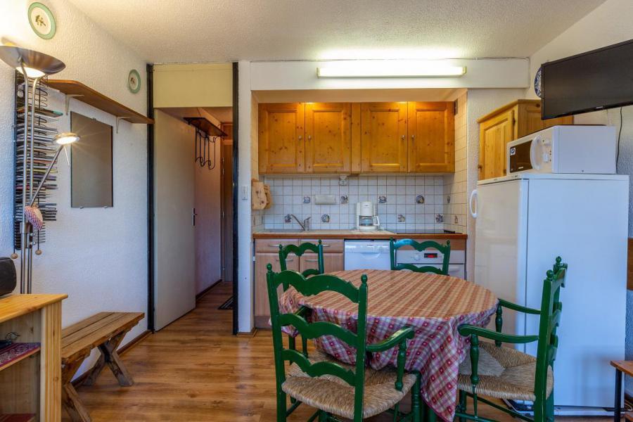Vacaciones en montaña Apartamento 2 piezas para 4 personas (21) - Résidence le Mustag - La Plagne - Kitchenette