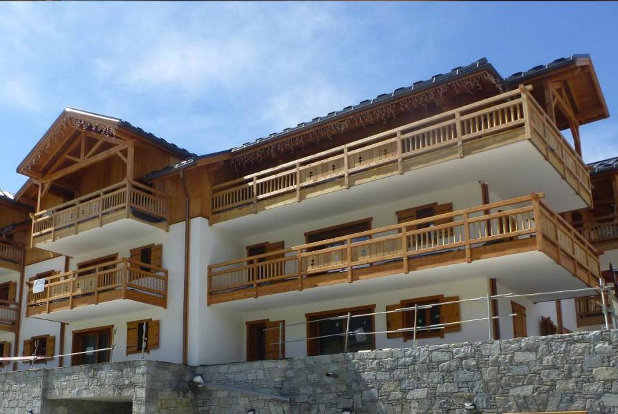 Location au ski Residence Le Napoleon - Montgenèvre - Extérieur été