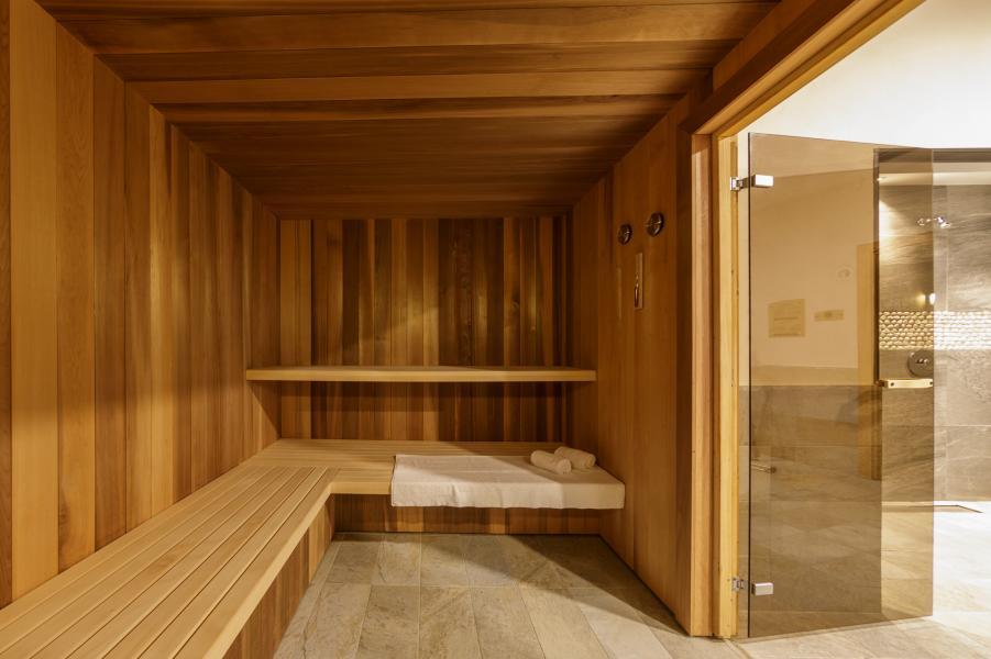 Urlaub in den Bergen Résidence le Napoléon - Montgenèvre - Sauna