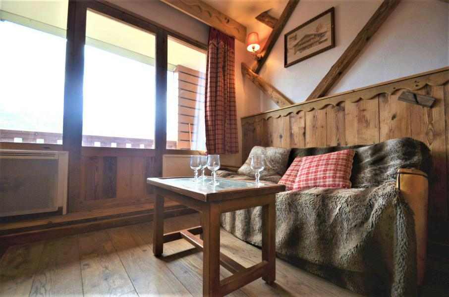 Vacanze in montagna Studio per 4 persone (718) - Résidence le Nécou - Les Menuires