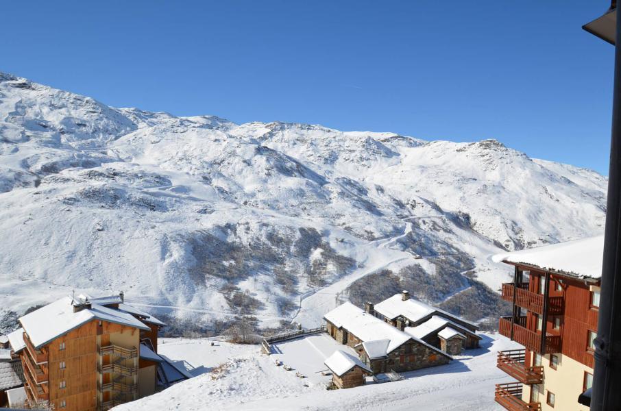 Vacances en montagne Studio cabine 3 personnes (717) - Résidence le Nécou - Les Menuires