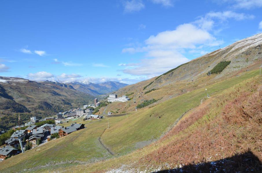Vacanze in montagna Studio con alcova per 3 persone (701) - Résidence le Nécou - Les Menuires