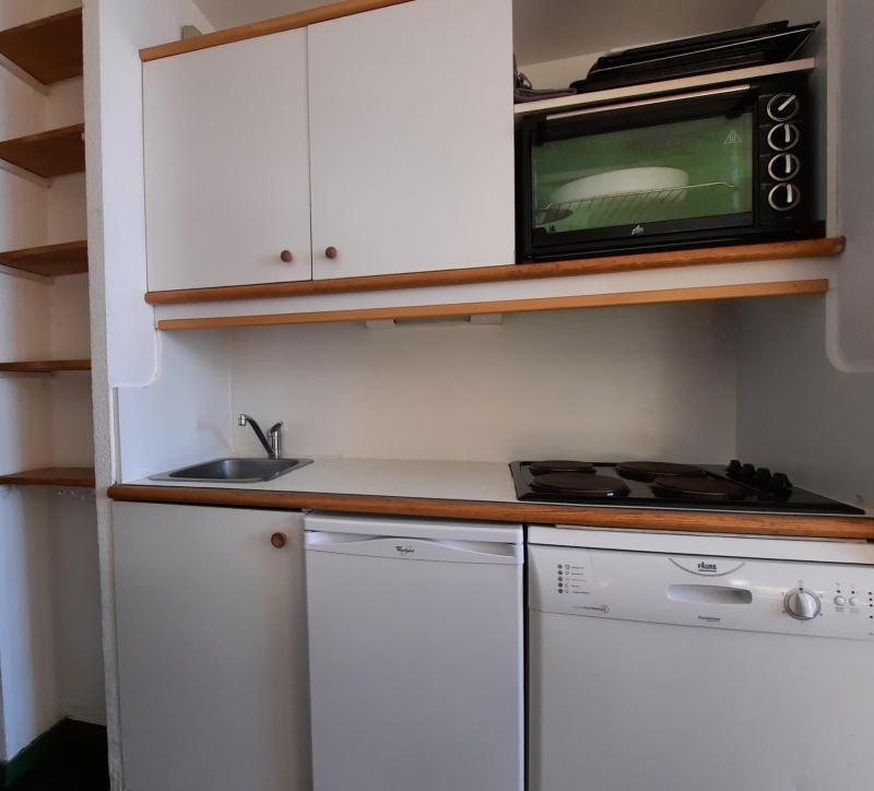 Vacanze in montagna Appartamento 3 stanze con cabina per 6 persone (817) - Résidence le Nécou - Les Menuires