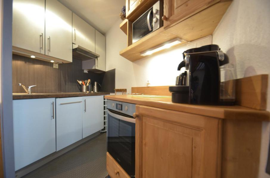 Vacanze in montagna Appartamento 2 stanze con cabina per 5 persone (616) - Résidence le Nécou - Les Menuires