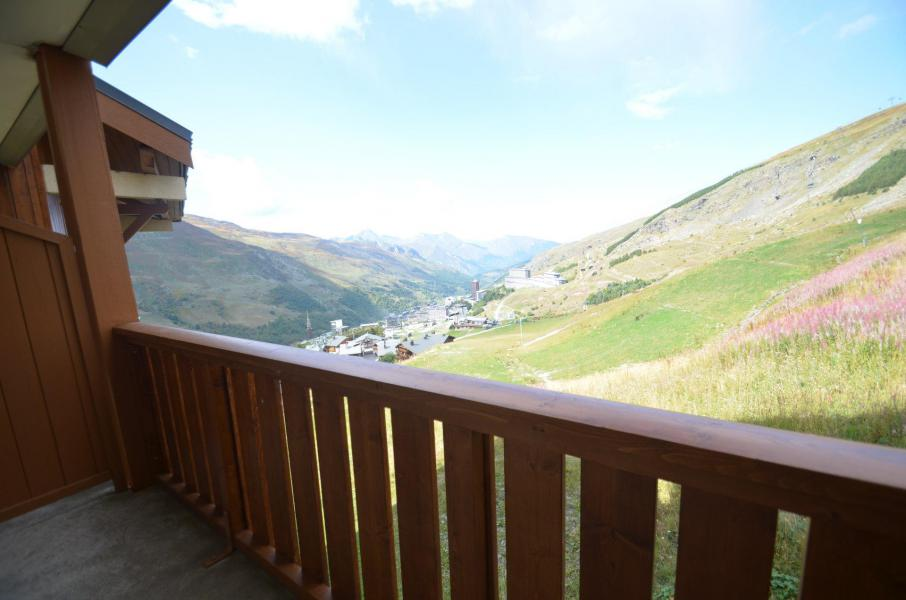 Vacances en montagne Studio coin montagne 3 personnes (503) - Résidence le Nécou - Les Menuires
